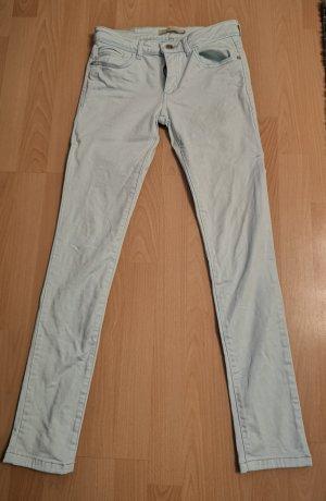 Mintfarbene Stretch Jeans von Zara (Gr. 34)