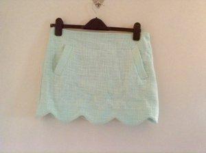 Topshop Miniskirt mint