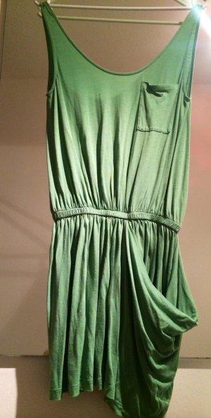 Mintfarbenes Sommerkleid COS