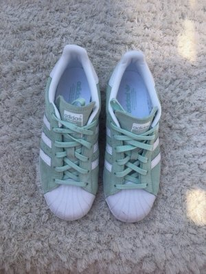 Mintgrüne Adidas Sneaker Low