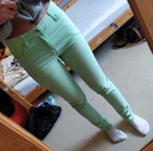 mintgrüne Cheap Monday Jeanshose