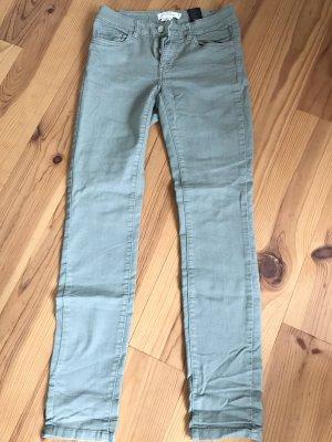 Mintgrüne Jeans von H&M