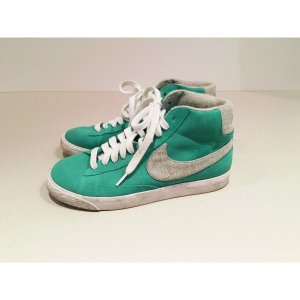 Nike Sneakers mint-white