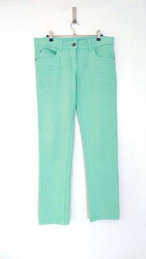 Blue Motion Stretch jeans munt Katoen