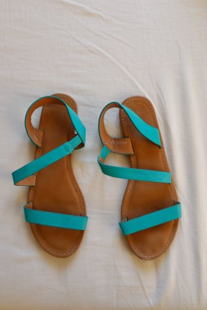 Strapped Sandals mint