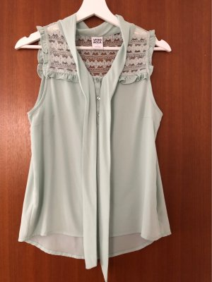 Vero Moda Tie-neck Blouse mint