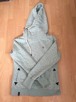 Mintgrüner Pullover von Naketano Größe L