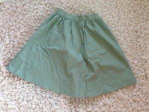 H&M Circle Skirt mint