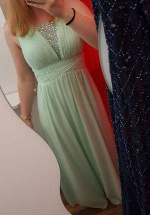 Mintgrünes Abendkleid von Eva & Lola