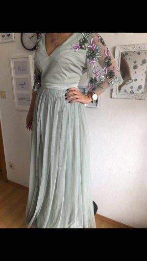 Mintgrünes Abendkleid von Maya Deluxe