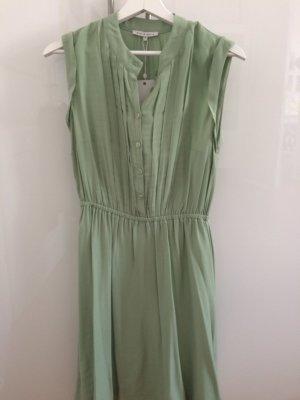 Mintgrünes Sommerkleid