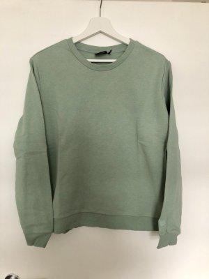 Mintgrünes Sweatshirt Gr. S