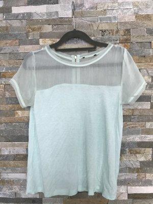 Mintgrünes T-Shirt von H&M in xs