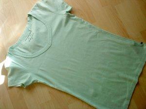 mintgrünes V-Ausschnitt T-Shirt Vero moda L