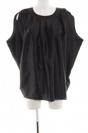Minus Oversized Blouse black elegant