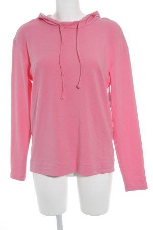 Minx by Eva Lutz Kapuzensweatshirt neonpink sportlicher Stil