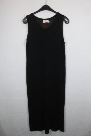 Minx Kleid Strickkleid Gr. 38 schwarz (18/3/114)