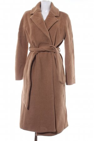 Minx Wollmantel camel Casual-Look