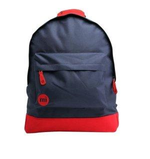 Backpack red-dark blue