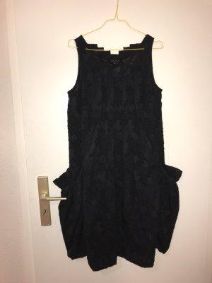 vestido de globo negro