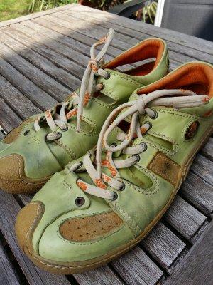 Eject Sandale d'extérieur multicolore cuir