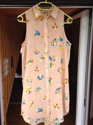 Miso Blusenkleid mit Blümchen