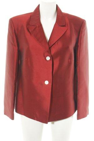 Miss Elegance Boyfriend Blazer red extravagant style