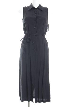 Miss H. Blusenkleid schwarz klassischer Stil