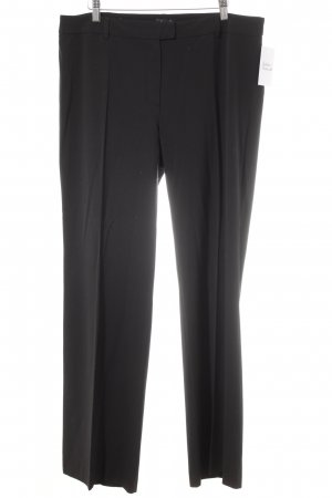 Miss H. Pleated Trousers black business style
