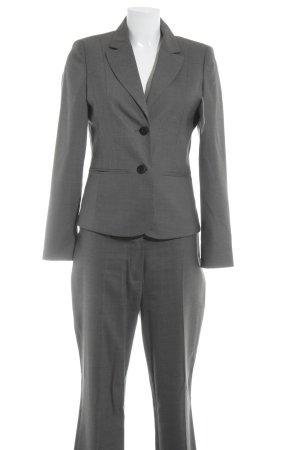 Miss H. Hosenanzug grau Business-Look