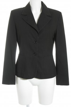 Miss H. Jerseyblazer schwarz Elegant