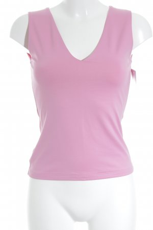 Miss H. Tanktop pink Casual-Look