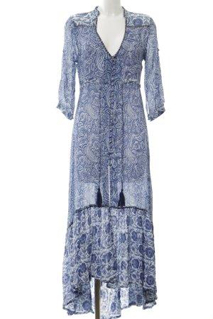 Miss June Maxikleid florales Muster Gypsy-Look