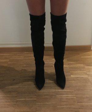 Miss KG Kurt Geiger Overknees Wildleder Inmitat Gr. 38