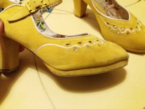 Miss L Fire Schuhe in Größe 40