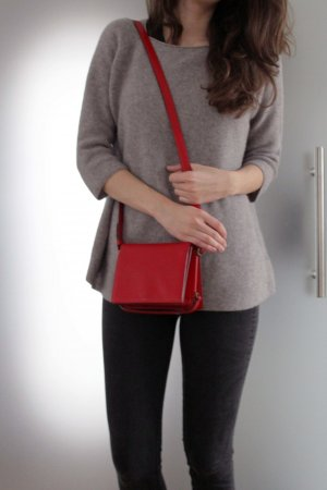 Miss Lady Double Shoulder Bag
