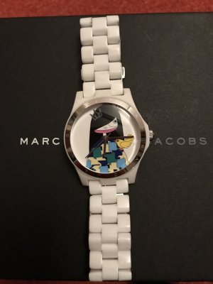 Miss Marc Uhr weiß, Marc by Marc Jacobs