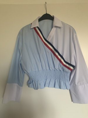 Miss Moda Camisa de manga larga multicolor
