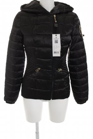 Miss Nickelson Winterjacke schwarz Casual-Look