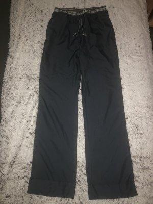 Pantalone a vita bassa multicolore