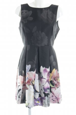 Miss Selfridge A-Linien Kleid Blumenmuster Elegant