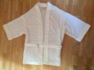 Miss Selfridge Blazer Kardigan Mantel Kimono creme 36 (NEU)