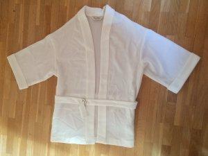 Miss Selfridge Blazer Kardigan Mantel Kimono creme (NEU mit Etikett)