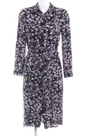 Miss Selfridge Blusenkleid Blumenmuster Casual-Look