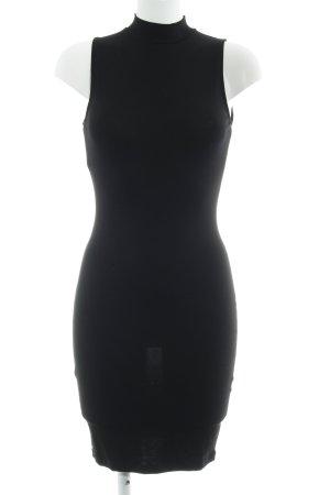 Miss Selfridge Jerseykleid schwarz Casual-Look