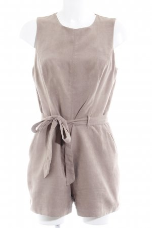 Miss Selfridge Jumpsuit beige Nude-Look