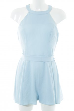 Miss Selfridge Jumpsuit himmelblau Casual-Look