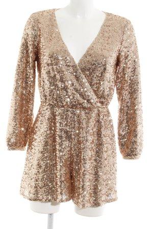Miss Selfridge Jumpsuit roségoldfarben Elegant