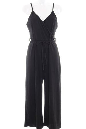 Miss Selfridge Jumpsuit schwarz Casual-Look