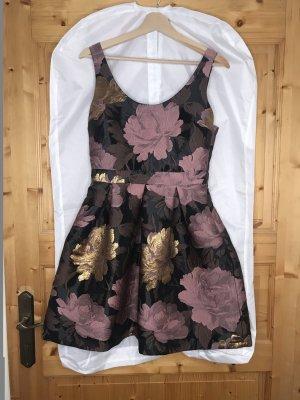 Miss Selfridge - Kleid mit Blumenmuster und Schleife